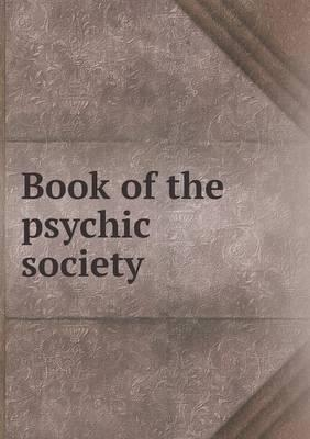 Book of the Psychic Society