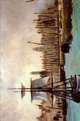 The Port of Bordeaux by Edouard Manet - 1871 Journal