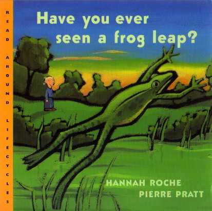 Have You Ever Seen a Frog Leap?