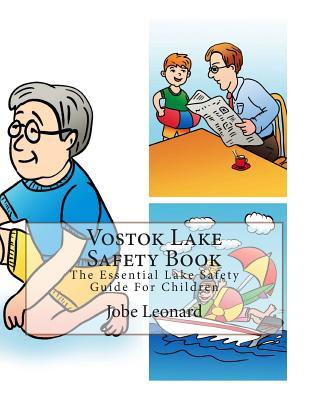 Vostok Lake Safety Book