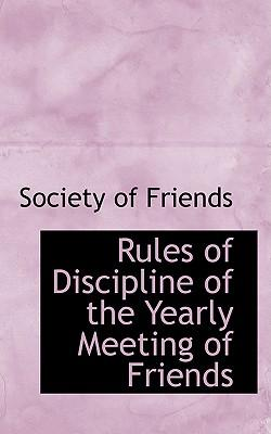 Rules of Discipline ...