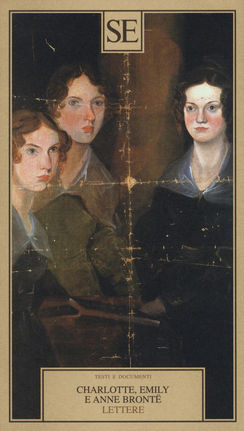 Charlotte, Emily e Anne Brontë
