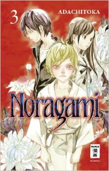 Noragami, Band 3