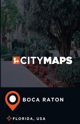 City Maps Boca Raton Florida, USA