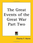The Great Events of the Great War Part Two