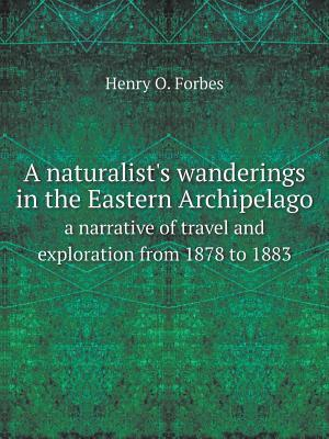 A Naturalist's Wanderings in the Eastern Archipelago a Narrative of Travel and Exploration from 1878 to 1883
