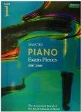 Selected Piano Exam Pieces 2007-2008
