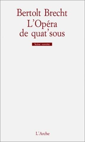L'opéra de quat' so...