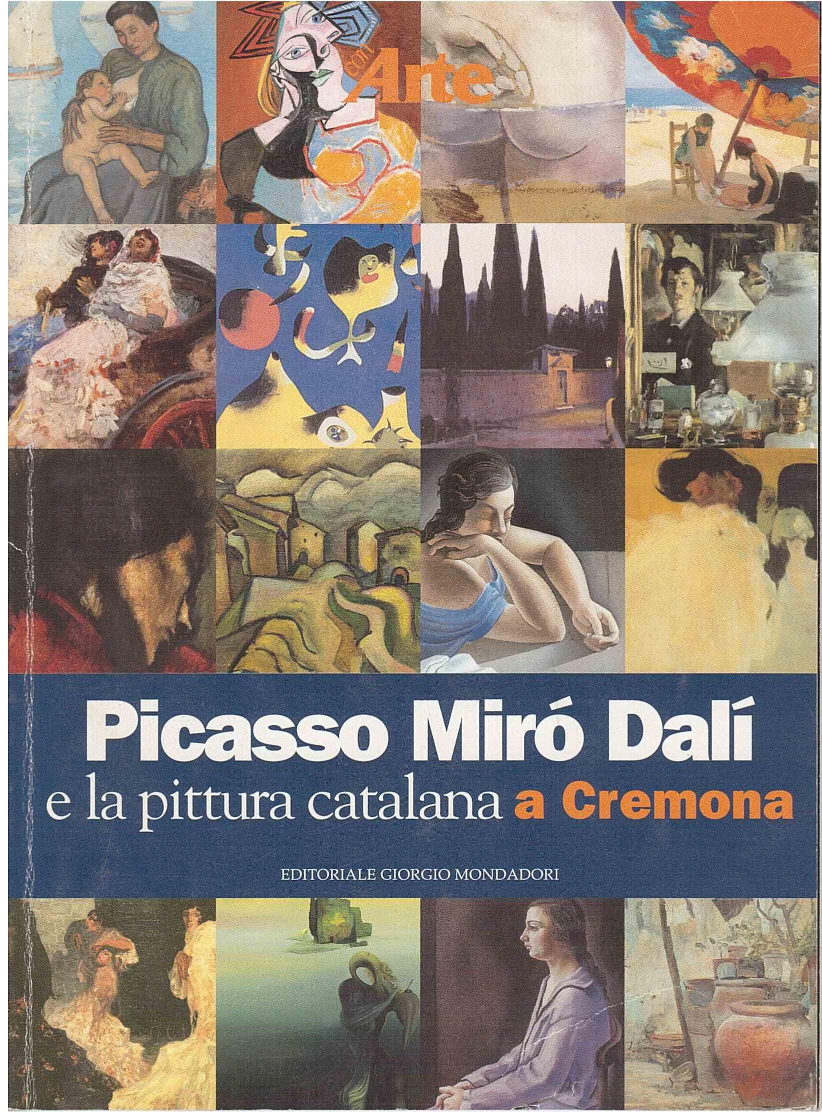 Picasso Mirò Dalì e la pittura catalana a Cremona