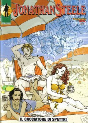 Jonathan Steele - Rimini Comix 2006