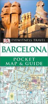 Barcelona Pocket Map...