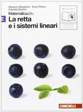Matematica.blu 2.0. Vol. E.Blu