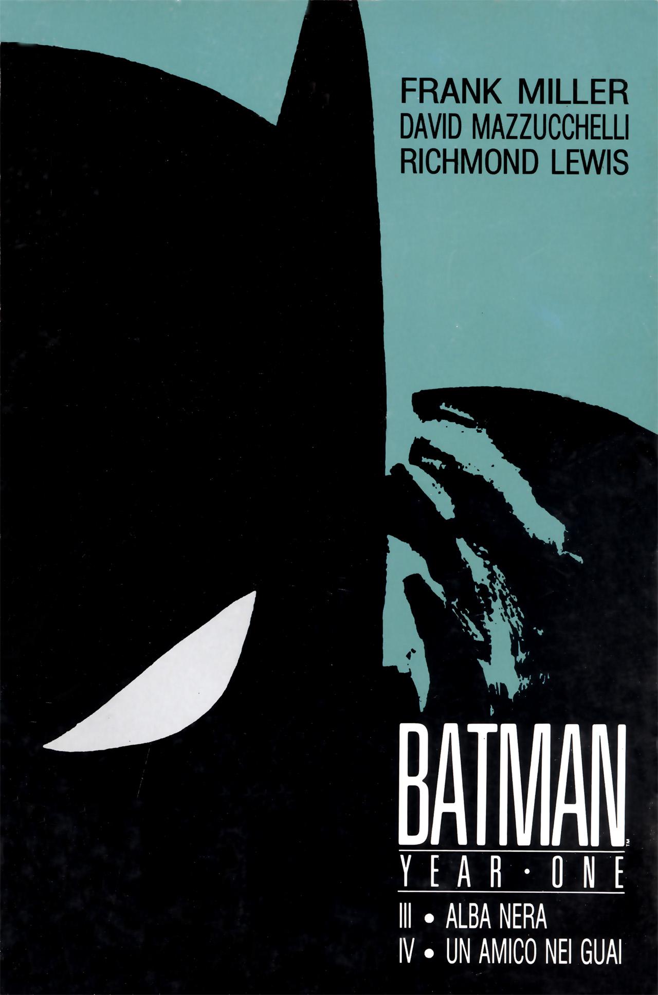 Batman: Year One (vol.2)