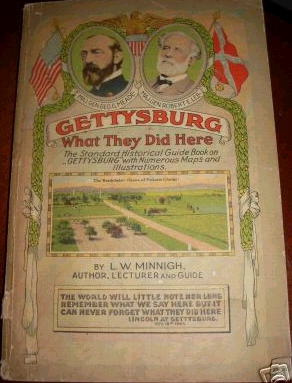 Gettysburg: What They Did Here