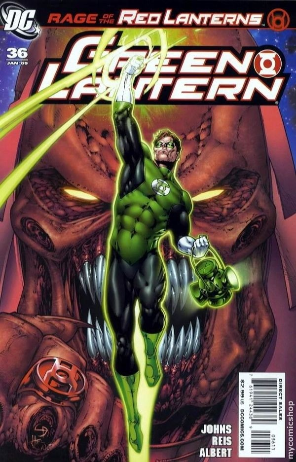 Green Lantern Vol.4 ...