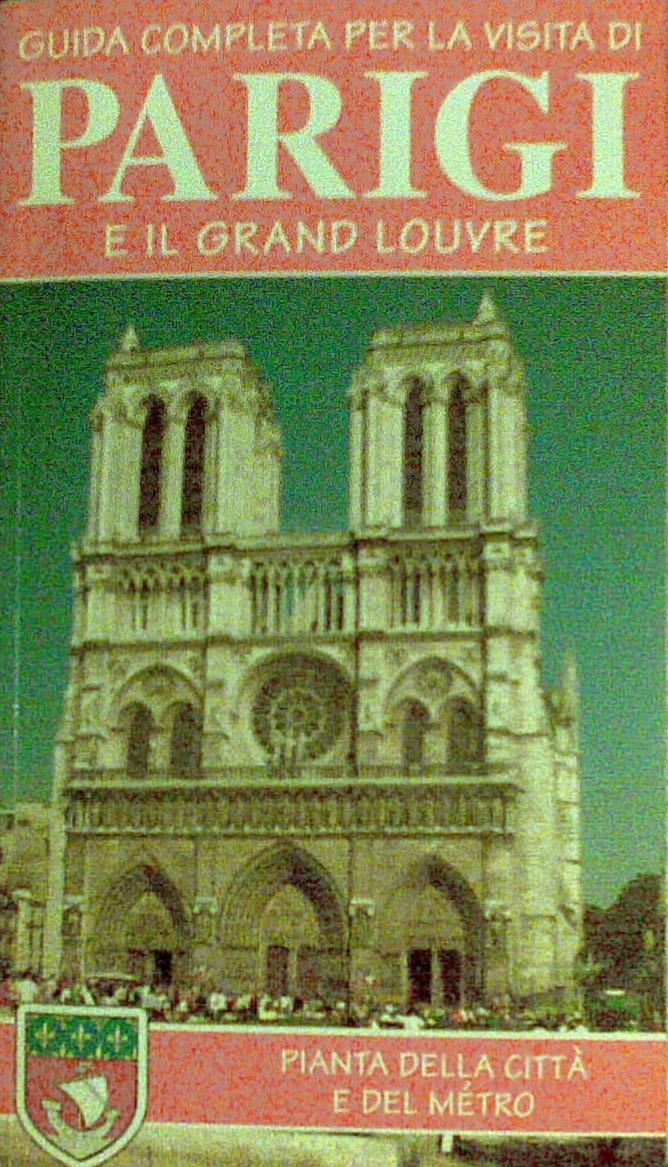 Parigi e il grande Louvre