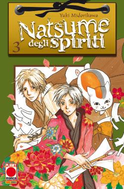 Natsume degli spiriti vol. 3