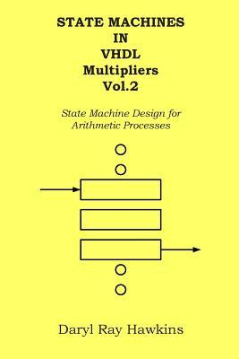 State Machines in Vhdl Multipliers