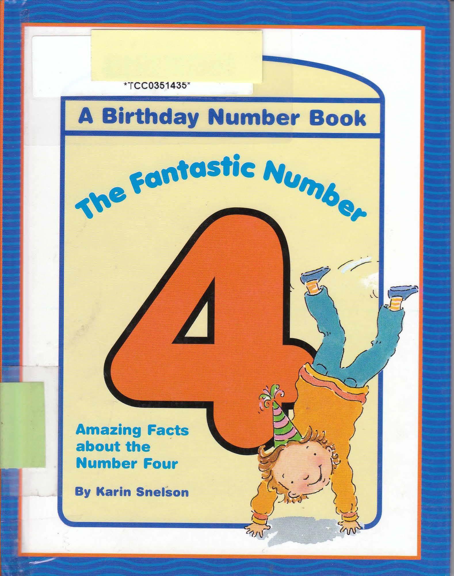 The Fantastic Number 4