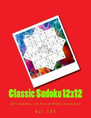 Classic Sudoku 12x12...