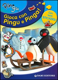 Gioca con Pingu e Pinga! Con Gadget