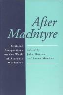 After MacIntyre