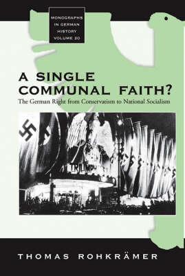 A Single Communal Faith?