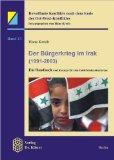 Der Bürgerkrieg im Irak (1991-2003)
