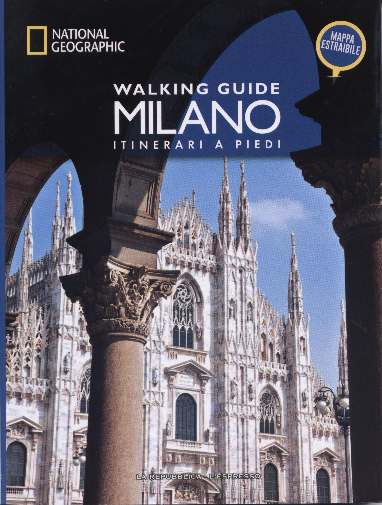 Milano: itinerari a piedi