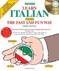 Learn Italian the Fast and Fun Way with Audio CDs