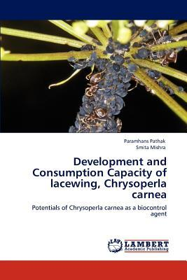 Development and Consumption Capacity of lacewing, Chrysoperla carnea