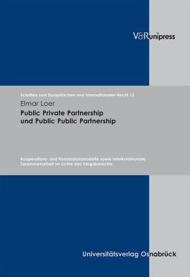 Public Private Partnership Und Public Public Partnership