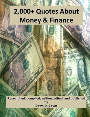 2,000+ Quotes About Money & Finance