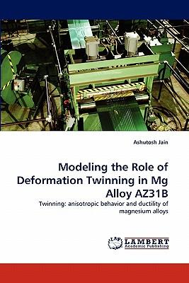 Modeling the Role of Deformation Twinning in Mg Alloy AZ31B