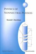 Physics of Nonneutral Plasmas
