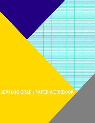 Semi Log Graph Paper Workbook