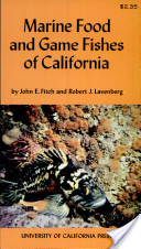 Marine Food and Game Fishes of California