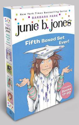 Junie B. Jone's Fifth Boxed Set Ever!