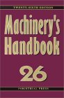 Machinery's Handbook...