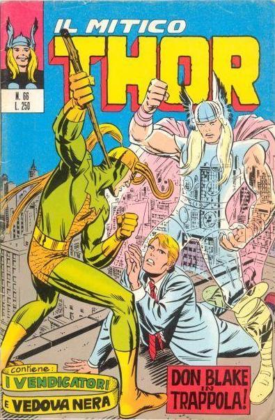Il Mitico Thor n. 66