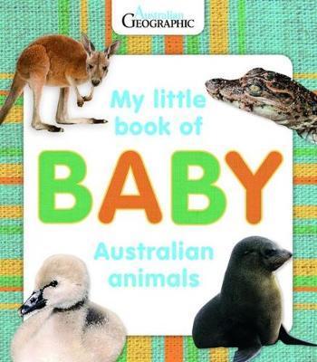 My Little Book of Baby Australian Animals
