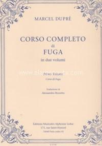 Corso completo di fuga in due volumi - Vol. 1