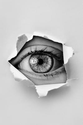 Black and White Eye ...