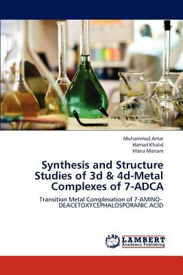 Synthesis and Structure Studies of 3d & 4d-Metal Complexes of 7-ADCA
