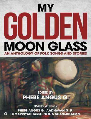 My Golden Moon Glass
