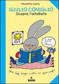 Giulio Coniglio scopre l'alfabeto