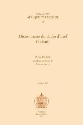 Dictionnaire du dadjo d'eref