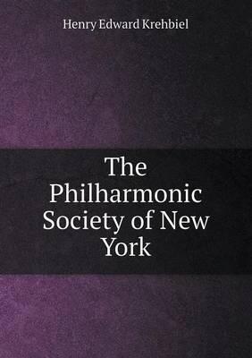 The Philharmonic Society of New York