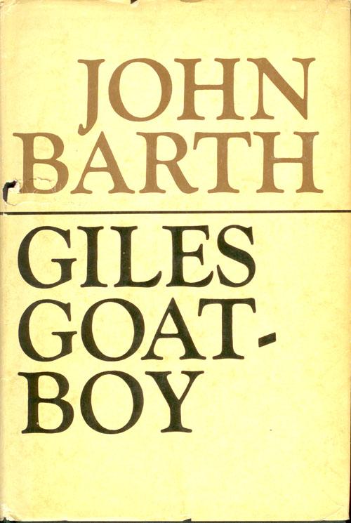 Giles Goat-Boy