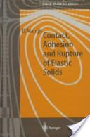 Contact, adhesion, and rupture of elastic solids